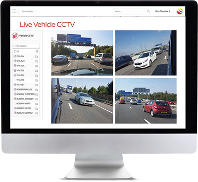 Mapping software with integrated video for tracking vehicles' locations, speeds and direction of travel are fully supported in Datalive vehicle CCTV